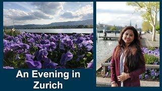 Zurich City Tour || Half Day Trip to Zurich from Lucerne || An Evening in Zurich
