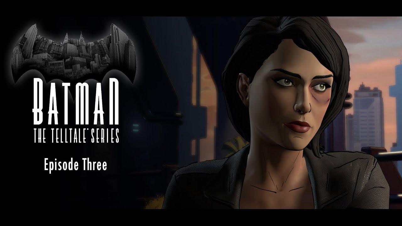 Resultado de imagem para Batman: The Telltale Series Episode 3