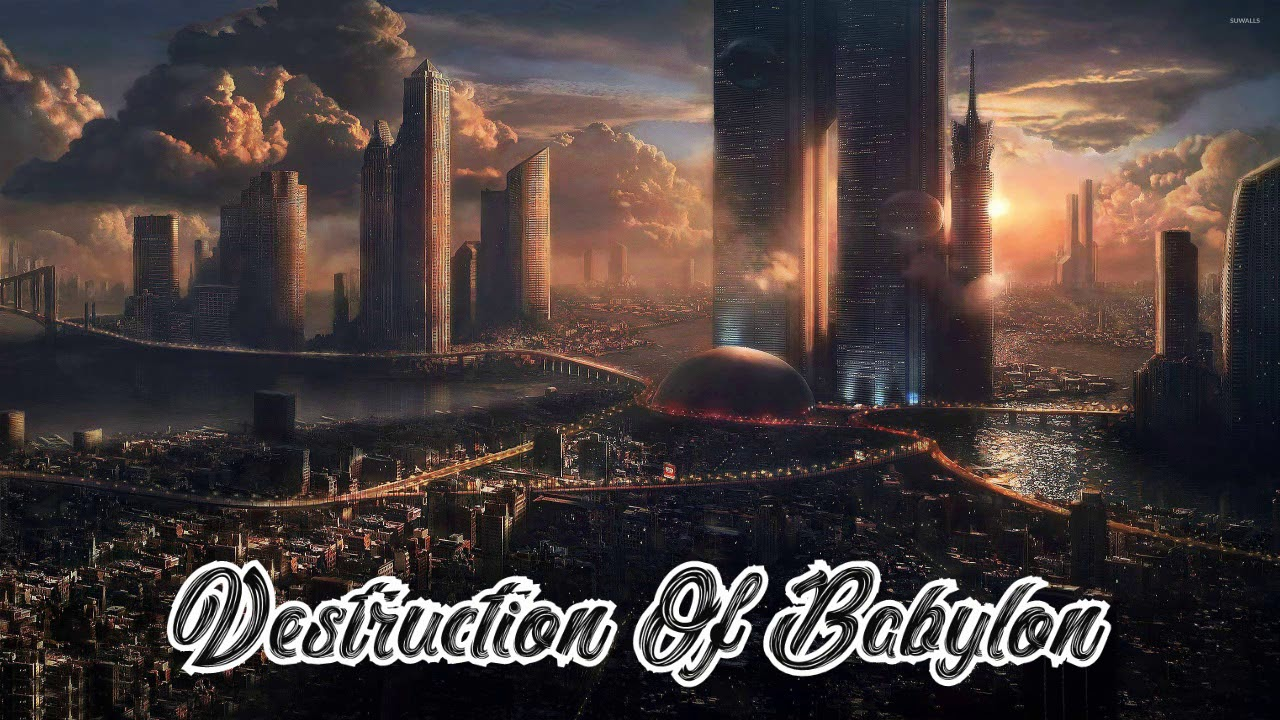 Destruction Of Babylon (Revelation 18) - YouTube