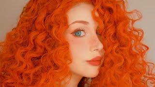 disney brave • merida cosplay makeup tutorial