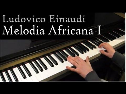 Ludovico Einaudi - Melodia Africana I - Piano mp3