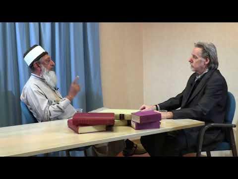 Imran Hosein interviewed by Christian Peschken in Geneva