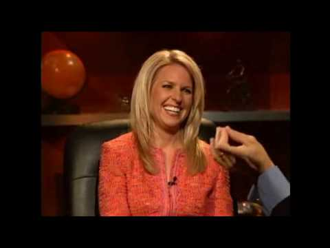 Monica Crowley wants to be NAILED by Stephen Colbert
