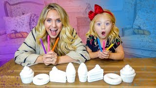 - 3 Marker Make Your Own Squishy Toy Challenge