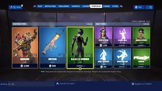 *NEW* FORTNITE ITEM SHOP COUNTDOWN!! | AUGUST 7 NEW SKINS - FORTNITE BATTLE ROYAL!!
