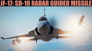 JF-17 Thunder: SD-10 Missile Tutorial (Single & Ripple) | DCS WORLD
