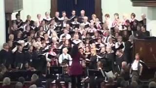 Peninsula Singers Vivaldi Gloria Concert clip 1.mov