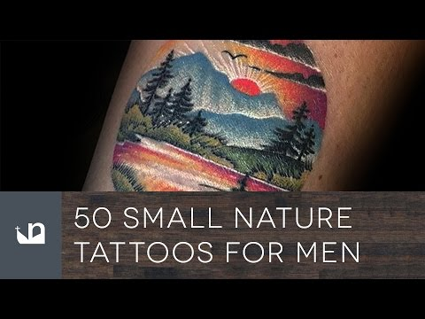 50 Small Nature Tattoos For Men