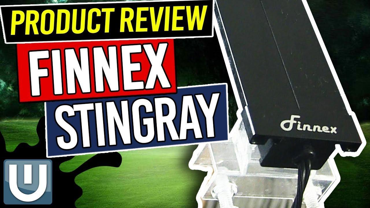 Finnex Stingray Led Aquarium Lighting Review Youtube