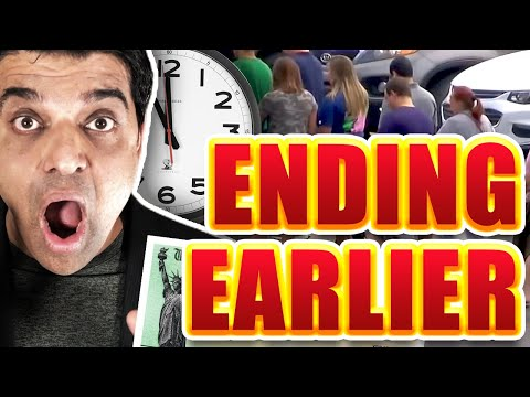Unemployment Benefits to END EARLIER ... (Here's Why)