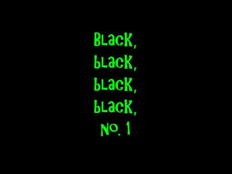 Type O Negative - Lyrics - Black No  1