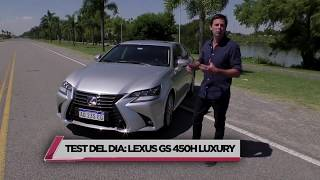 Cars TV Temporada 5 - Test Lexus GS 450h