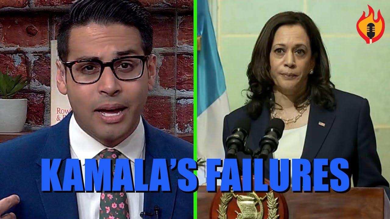 Saagar Enjeti: Media, Biden REGRET Kamala Pick After DISASTROUS Trip Abroad