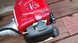 Honda Brushcutter UMK435U Tear Down Part 2