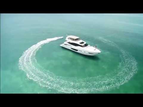 Princess 72 Cyprus yacht charter