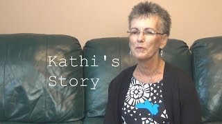 Kathi's Story - Lung Cancer
