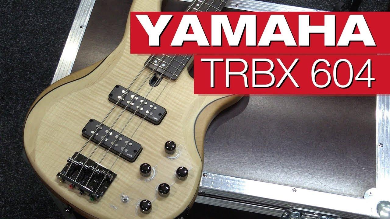Yamaha Trbx Review