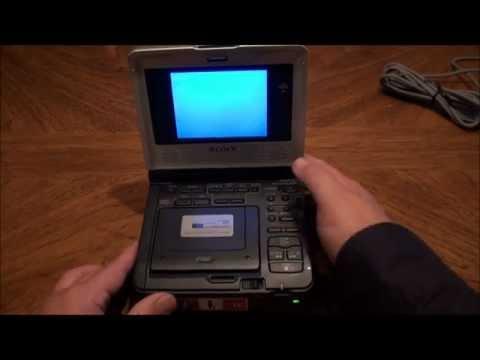 Sony GV-D1000 Video Walkman