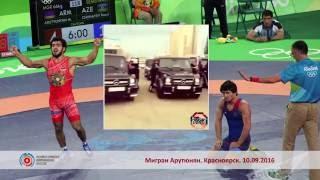 Миграна Арутюняна встретили в России кортежем Гелендвагенов и подарили 2,5 миллиона
