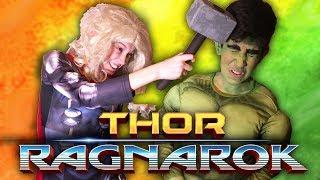 Thor Ragnarok - Funny Kids Avengers Parody   Gorgeous Movies