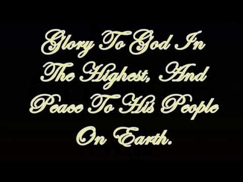 Gloria (Catholic Hymn) -Lyrics-