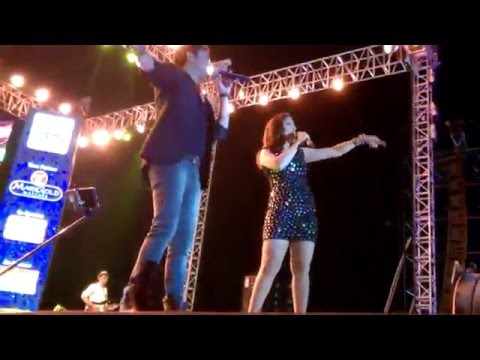 Dilliwali Girlfriend- Rakesh Maini & Sunidhi Chauhan Live In Ahmedabadd