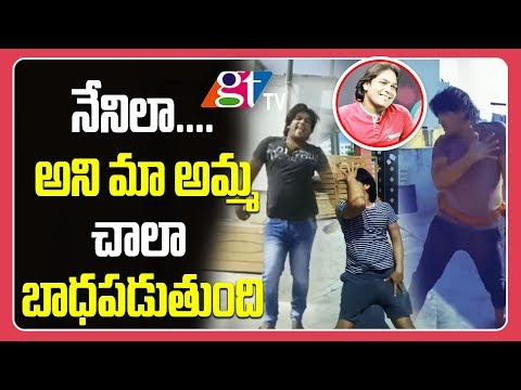 Tik Tok Uppal Balu Emotional words About His Mother | Uppal Balu Special Interview | GT TV