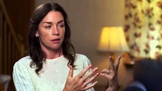 """Black Mass: Julianne Nicholson """"Marianne Connolly"""" Behind the Scenes Movie Interview"""