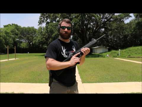Installation/Testing/Review of Pass30 Beretta CX4 Storm Extended Charging Handle