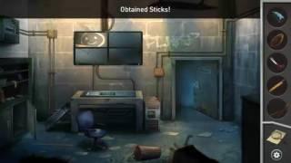 Prison escape puzzle 2 - level 2 walkthrough
