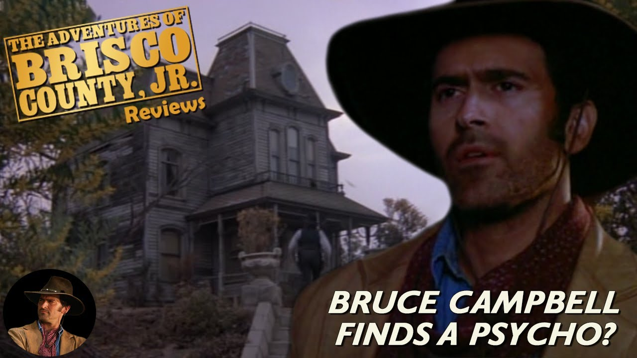 """Bad Luck Betty"""" 1x25   Brisco County Jr. Reviews - YouTube"""