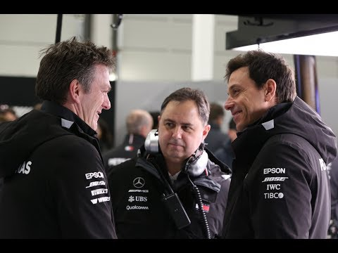 LIVE Fan Q&A with Toto Wolff!