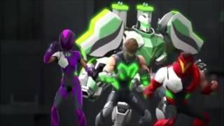 Max Steel: Turbo-Charged/Turbo-Cargado Trailer (2017)