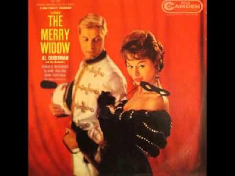 Al Goodman - The Merry Widow 1957