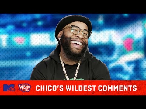 Chico Bean Gets Flamed by the Cast 🔥| Wild 'N Out | #WildestComments