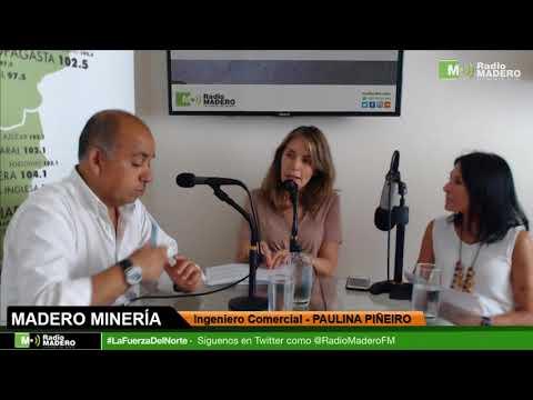 MADERO MINERÍA - Energía Sustentable PAULINA PIÑEIRO