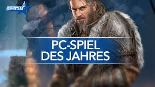 Ihr habt entschieden: Das beste PC-Spiel - Es war noch nie so knapp! - GameStars 2017