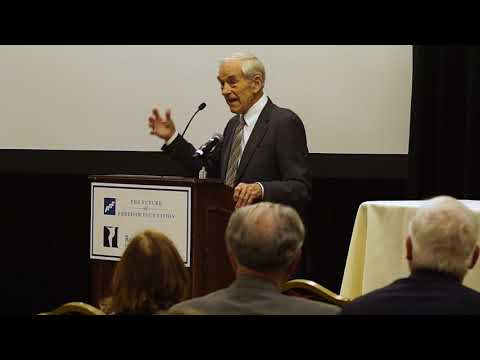 Ron Paul - Non-Interventionism: America's Founding Foreign Policy