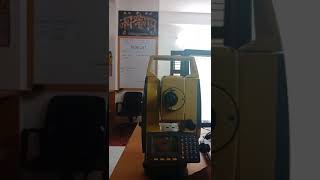 Dillep explain total station