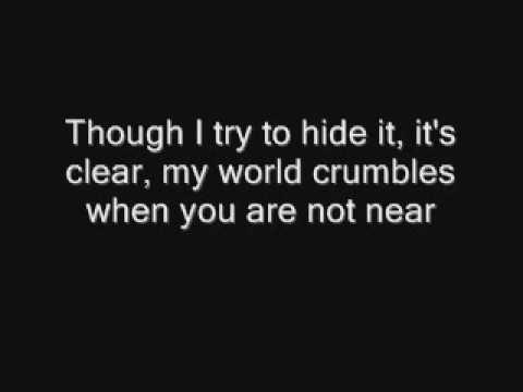 Ben Taylor - I Try (lyrics)