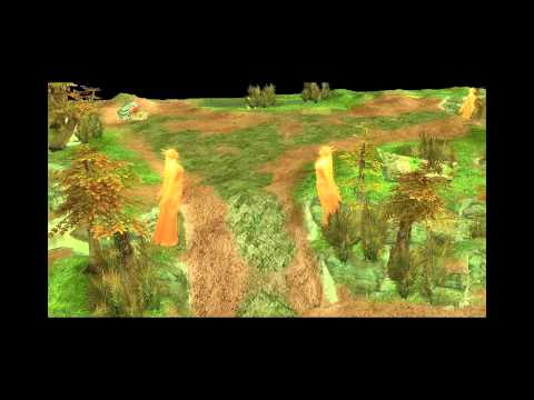 Fan creates Warcraft RTS using Starcraft 2 editor