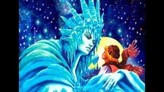 Снежная королева - аудио-сказка + иллюстрации