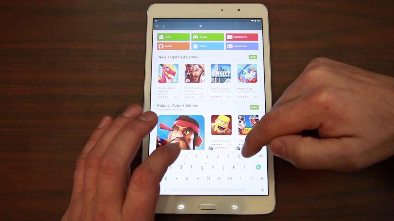How to install Lollipop CM12 on the Samsung Galaxy Tab Pro