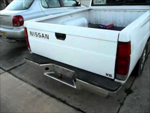 1996 Nissan XE Pickup - The $1000 Truck