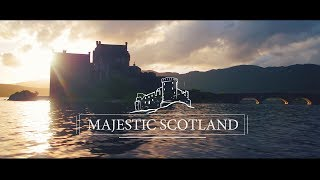 MAJESTIC SCOTLAND - A tour of the Scottish Highlands by Drone