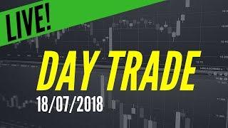 Day Trade | ao Vivo | 18/07