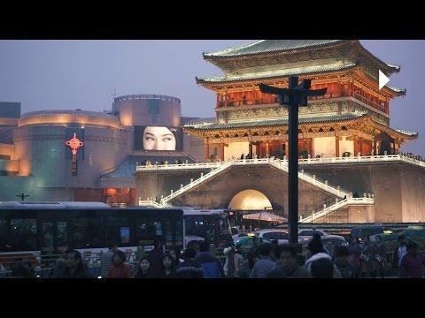 Xi'an, China 2017 4k