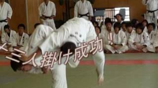 コムロック 【柔道13人掛け】 in 山形県鶴岡