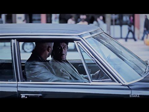 American Gods | Season 1, Episode 3 Clip: Bank