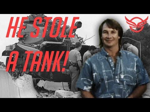 Shawn Nelson | The Man Who Stole A Tank